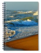 Cape Cod By The Sea Spiral Notebook