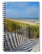 Cape Cod Charm Spiral Notebook