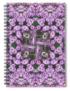 Cape Daisies Spiral Notebook
