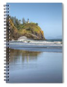 Cape Disappointment - Vertical Spiral Notebook