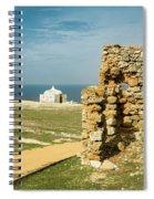 Cape Espichel  Spiral Notebook