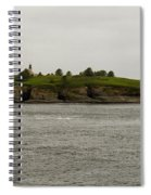 Cape Flattery Lighthouse Spiral Notebook