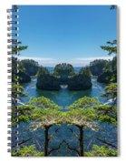 Cape Flattery Reflection Spiral Notebook
