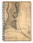 Cape Florida 1765 Spiral Notebook