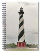 Cape Hatteras Light Spiral Notebook