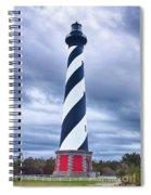 Cape Hatteras Lighthouse Spiral Notebook