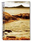 Esperance Bay P Spiral Notebook