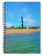 Cape Lookout 1 Spiral Notebook