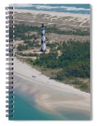 Cape Lookout 6 Spiral Notebook