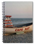 Cape May Calm Spiral Notebook