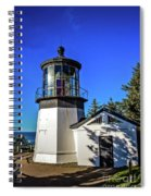 Cape Meares Lighthouse Spiral Notebook