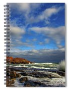 Cape Neddick Lighthouse Spiral Notebook