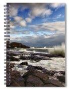 Cape Neddick Maine Spiral Notebook