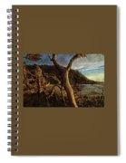 Cape Perpetua Sunset Spiral Notebook