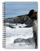 Cape St. Mary's Spiral Notebook