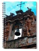 Capilla De Cristo   Spiral Notebook