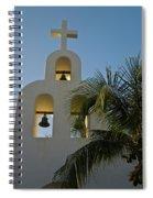 Capilla De Nuestra Senora Del Carmen 1 Spiral Notebook