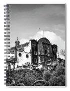 Capilla Del Cerrito - Basilica De Guadalupe - Mexico City I Spiral Notebook