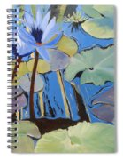 Capistrano Lillies Spiral Notebook