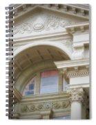 Capital Building Cheyenne Wyoming 01 Spiral Notebook