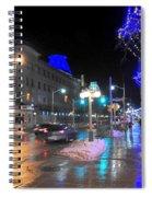 Capital Evening Spiral Notebook