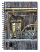 Capital Quarry Cutting Shed Spiral Notebook