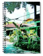 Capitol Grocery Spanish Town Baton Rouge Spiral Notebook