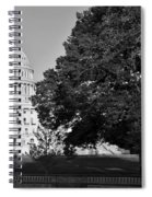 Capitol Hill Spiral Notebook