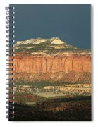 Capitol Reef 0052 Spiral Notebook