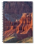 Capitol Reef 0706 Spiral Notebook