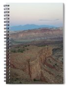 Capitol Reef 0716 Spiral Notebook