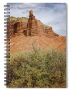 Capitol Reef 1 Spiral Notebook