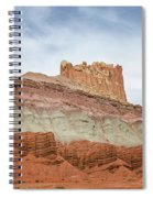 Capitol Reef 2 Spiral Notebook