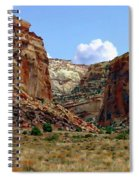 Capitol Reef National Park Spiral Notebook