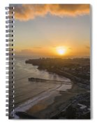 Capitola Dreamin' Spiral Notebook