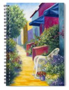 Capitola Dreaming Spiral Notebook
