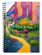 Capitola Dreaming Too Spiral Notebook