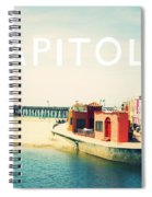 Capitola Spiral Notebook
