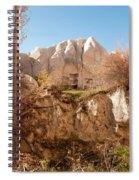 Cappadocia Dovecotes Spiral Notebook