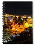 Cappadocia Spiral Notebook