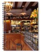 Cappuccino Venezia Spiral Notebook