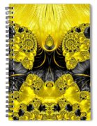 Caprice - Abstract Spiral Notebook