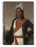 Captain Cole Spiral Notebook