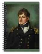 Captain George Miller Bligh Spiral Notebook
