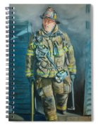 Captain Harris Spiral Notebook