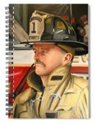Captain Spiral Notebook