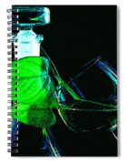 Captains Decanter Spiral Notebook