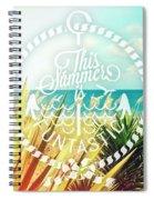 Captiva Island I Spiral Notebook