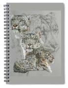 Captivating Spiral Notebook