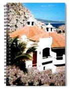 Captivating Cabo Spiral Notebook